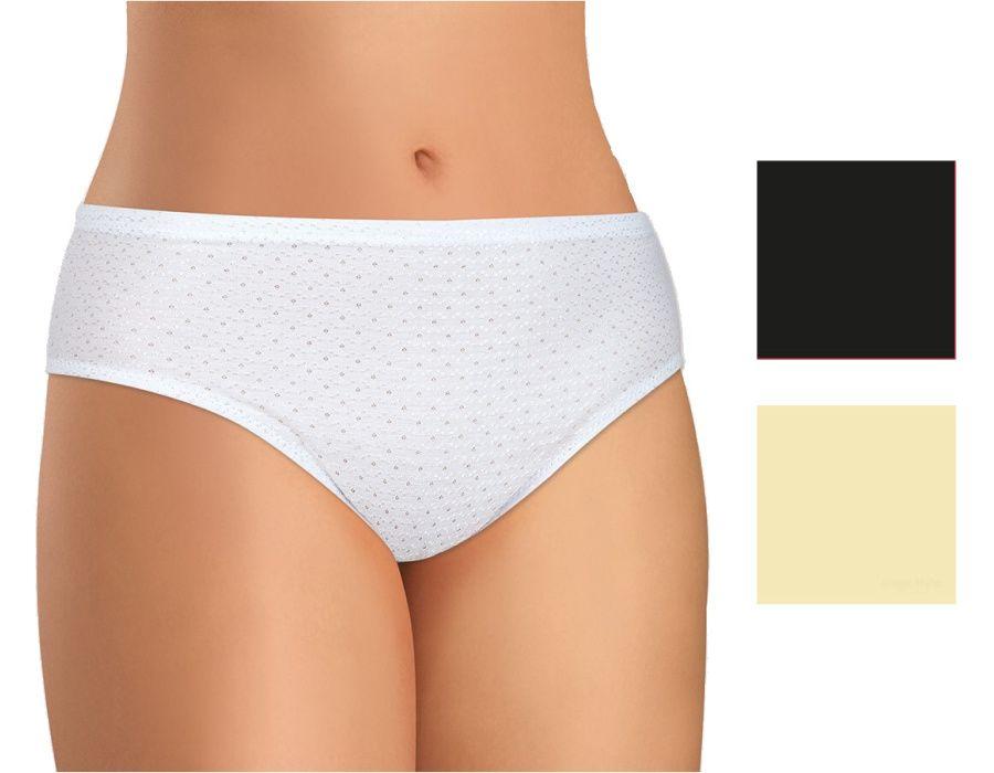 Dámské bavlněné kalhotky s elastanem Andrie 2688
