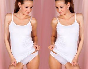 Košilka Marina bílá