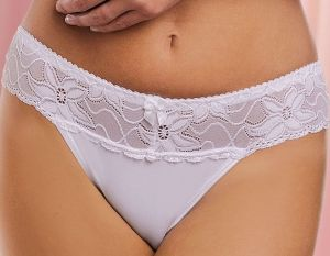 Dámské kalhotky LADY Brigita bílé