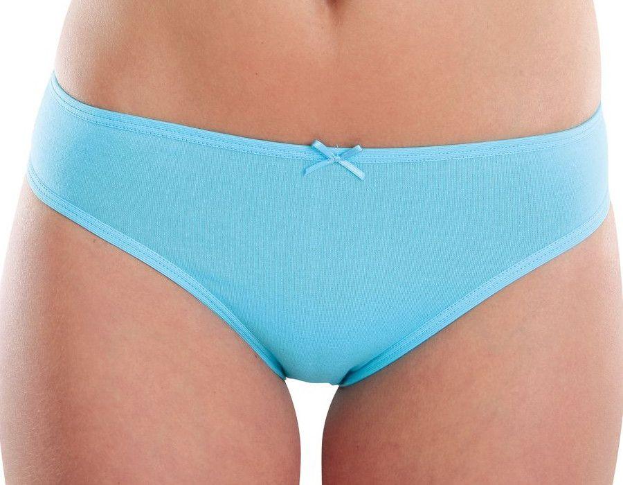 Dámské klasické kalhotky K 178 modré