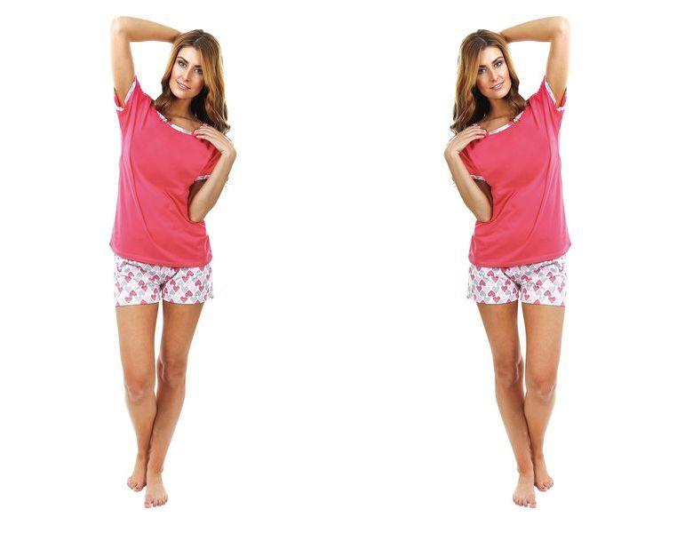 Dámské krátké pyžamo DIANA