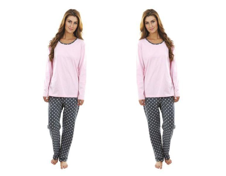 Dámské pyžamo Hvězdička