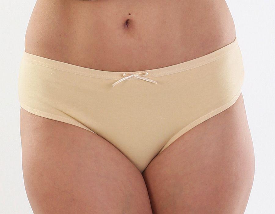 Dámské vyšší kalhotky K 800 tělové