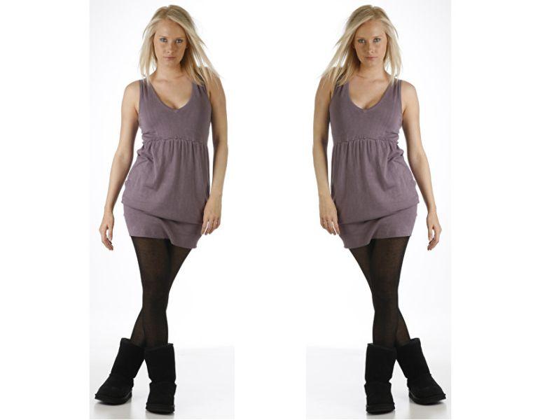Elastické punčochové kalhoty STAR