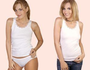 Košilka Adelina bílá