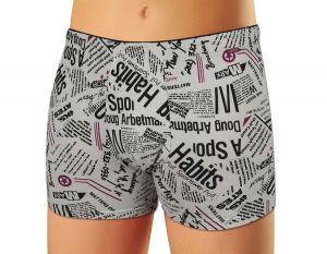 Pánské boxerky z elastické bavlny Andrie PS5280
