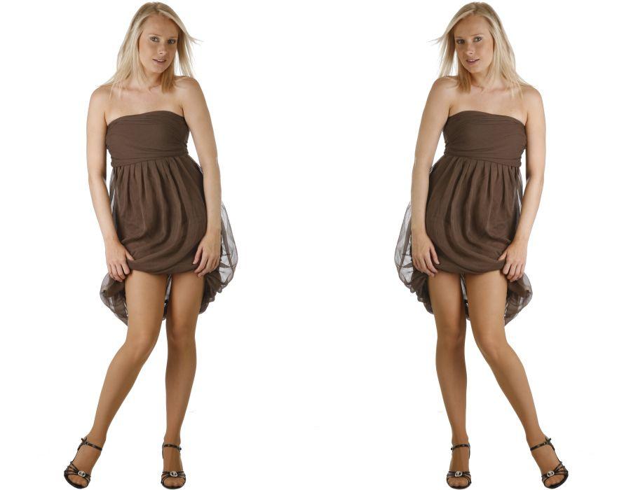 Punčochové kalhoty IVALA tělové