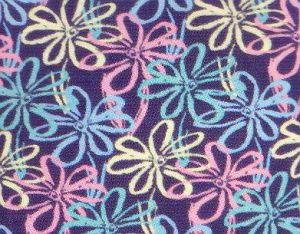 Dámská košilka La Penna s abstraktními květy