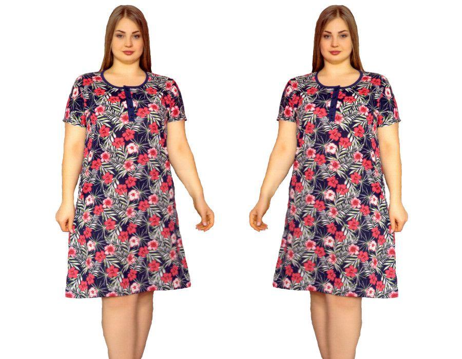 Dámská košilka La Penna s květinovým vzorem