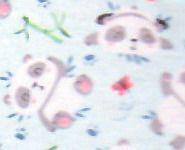 Dámská košilka La Penna s pandami