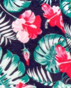 Dámská košilka La Penna s velkými květy