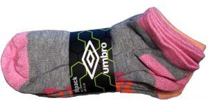 Dámské ponožky Umbro barevné 10 pack