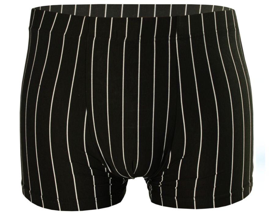 Herbert bambusové boxerky černé