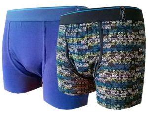 2 Pack Pánské boxerky Molvy Sports