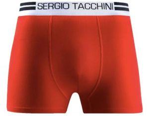 Pánské boxerky Sergio Tacchini 1413 červené